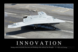 Innovation: Inspirational Quote and Motivational Poster Photographic ...