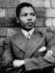 Nelson Mandela ( Nelson Rolihlahla Mandela)