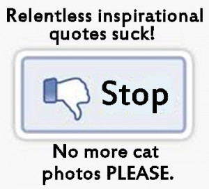 Pictures Gallery of facebook inspirational quotes