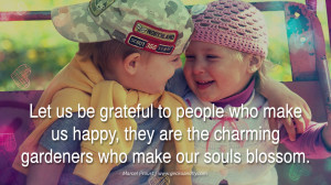 quotes about friendship love friends Let us be grateful to people who ...