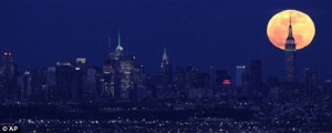 Spectacular: New Jersey will be able to watch the incredible view as ...
