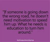Motivational Education Quotes Inspirationa