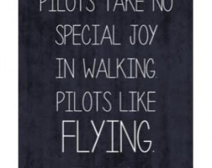 pilots take no uncommon bliss in strolling pilots like flying it is a ...