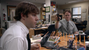 The Office: Top 10 Pranks