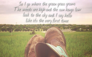 ... Girls Quotes, Country Music, Lauren Alaina, Dirt Roads, Songs Quotes