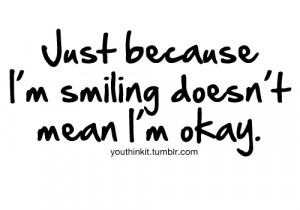 Im Not Okay Tumblr Quotes Follow us for more quotes