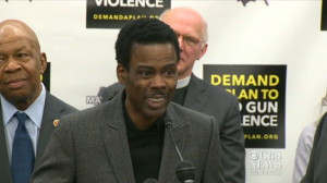 ... Chris Rock Main Profile | Reviews. | Video. Chris Rock on. Gun Control