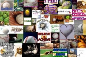 Softball & Love
