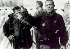 Tommy Lee Jones Fugitive