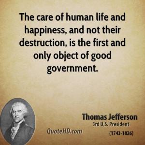 Thomas Jefferson Life Credited