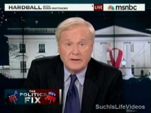 Chris Matthews Exposes Experts FRC's Tony Perkins Quotes From ...