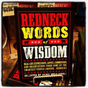 Funny Redneck Sayings In redneck words of wisdom,