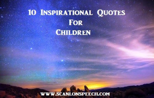 Inspirational Quotes For