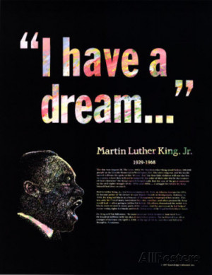 Martin Luther King I Have a Dream Quotes