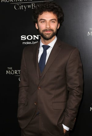Aidan Turner Mortal Instruments City Of Bones Aidan turner
