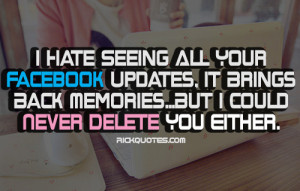 Quotes To Put On FB http://www.rickquotes.com/2012/08/facebook-quotes ...
