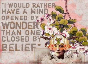Open Mind!