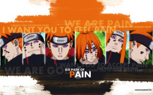 quotes pain naruto shippuden akatsuki anime boys manga pein orange ...