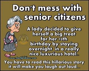 RESPECT SENIOR CITIZENS QUOTES