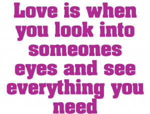 Love Quotes For Him Sayings
