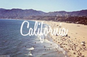 california girl love