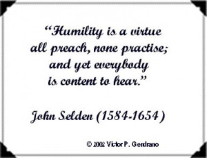 quotes+about+humility | ... But Unto Thy Name Give Glory | Puritan And ...