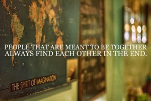 meant to be quotes meant to be quotes i e searching for meant to be ...