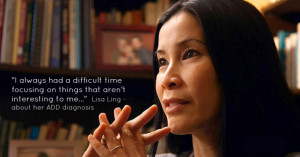 "Lisa Ling added, ""I get really, really anxious before taking any ..."