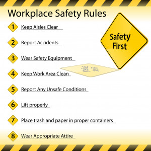 Workplace Safety Rules