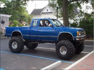 1984 Chevrolet S10 Pick Up