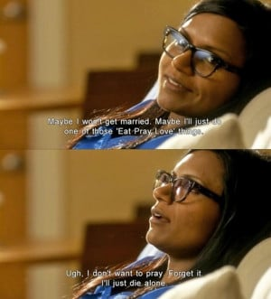 mindy project quotes