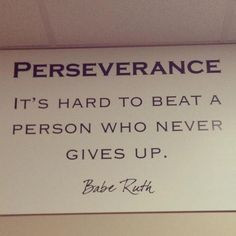 Babe Ruth #3 New York Yankees Inspirational Beat Quote Poster Print ...