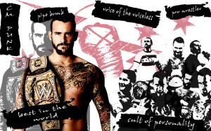 CM Punk Voice Of The Voiceless