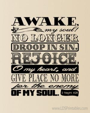 nephi-a-free-lds-mormon-printable-frugal-gift-baptism-idea-art-print ...