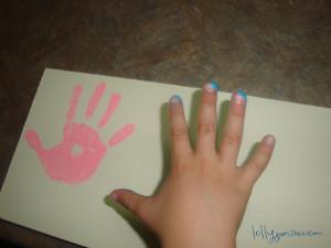 Handprint Quotes