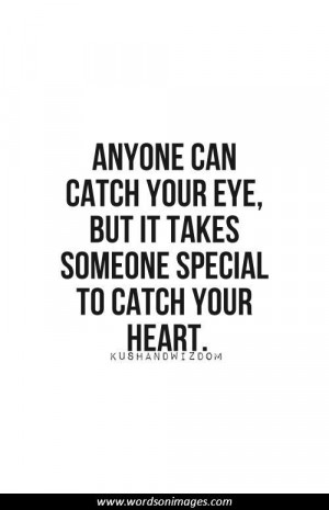 Love quotes someone special