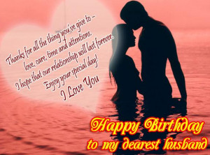 ... because true love had just found me. Happy birthday to my true love