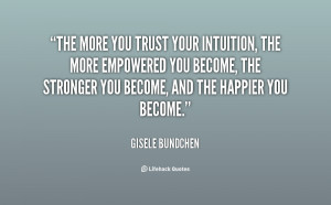 Intuition Quotes Preview quote