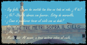 Título: Tres Metros sobre el Cielo – Autor: Federico Moccia