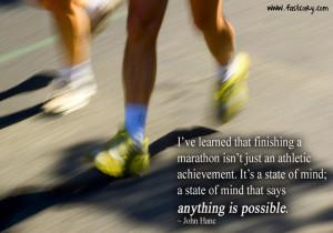 Running A Marathon - The Last 6.2 Miles