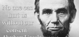 on his first day in office as president abraham lincoln entered to ...