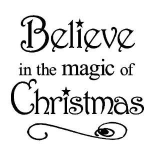 I Believe In Santa Quotes. QuotesGram