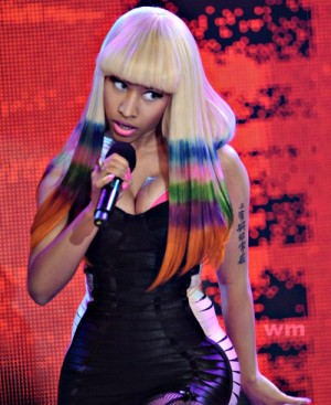 Barbie Female Rapper Minaj...