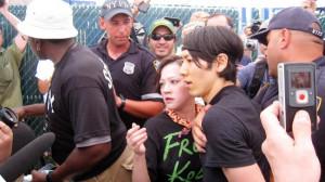 hot dog eating contest champion takeru kobayashi arrested