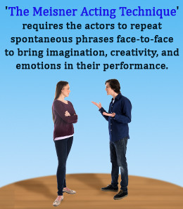 Everything You Need to Know About the Meisner Acting Technique
