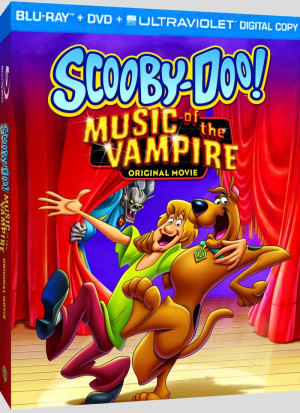 Scooby Doo Movie Dvd Quote: scooby-doo! takes on a