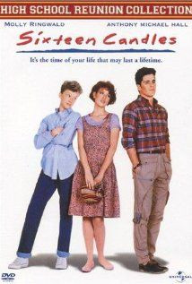 Sixteen Candles another 80's favorite