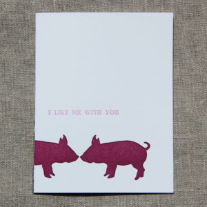Cute stationary from Linda & Harriet .