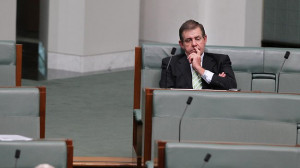 Peter Slipper joins Clive Palmer's United Australia Party