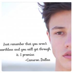 Cameron Love Quotes For Dallas